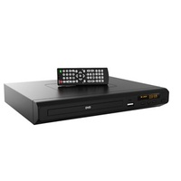 Laser DVD Player Composite and USB with Full Function Remote Control