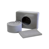 Noise Barrier Enclosure For In Ceiling Speakers