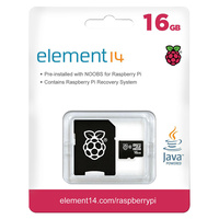 RASPBERRY PI Transcend - MICROSD CARD FOR THE RASPBERRY PI BOARD