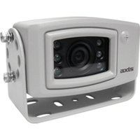 "AXIS ECC80W - CCD HEAVY DUTY TRUCK TYPE 1/3"" CAMERA WHITE Designed for Caravans/Mobile"