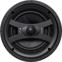 "8"" EDGELESS CEILING SPEAKER PAIR EARTHQUAKE"