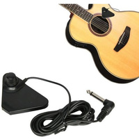 Guitar Pickup Acoustic 6.5mm With Volume