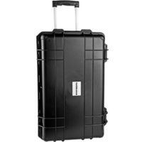 Gearsafe IPX7 Rated Protective Trolley Case with Foam GS022 Size 530x355x225mm