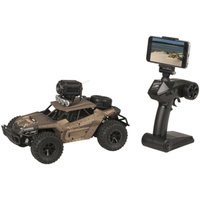 1:16 RC Car with 720p Camera and VR Goggles