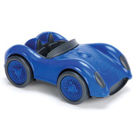 Green Toys- Race Car Blue race car /no metal axles