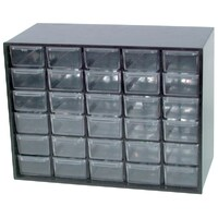 30 Drawer Parts Cabinet Great For Components Storage