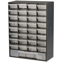 33 Drawer Parts Cabinet 414H x 304W x 135D mm