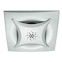 Heller 250mm Silver Ducted Exhaust Fan