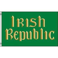 Irish Republic Flag 3x5ft
