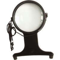 110mm Hands-Free Magnifier Ideal for Intricate Work Easy to Clean