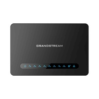 Grandstream HT818 FXS ATA 8 Port Voip Gateway Dual GbE Network