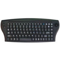 Legend Wireless Keyboard with Trackball Mouse
