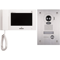 "7"" Video Intercom Kit With JP4Med, JPdvf & 24V P/S"