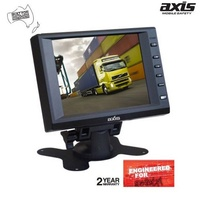 AXIS heavy duty 5.6inch LED monitor with sun cover