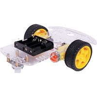 2WD Robot Builders Motorised Base