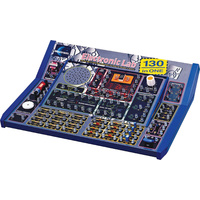 130 in 1 Electronics Lab Kit for aged 10 & over /manual included