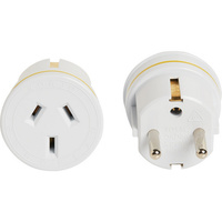 Aust. To Europe Travel Adaptor For Australia 240V Plug- Fit21