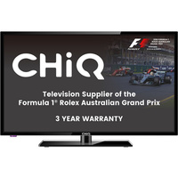 "Chiq 24"" HD TV With Dvd / PVR  12V 3 Yr Warranty"