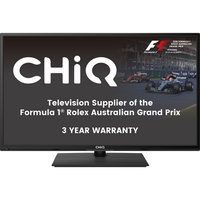 "Chiq 32"" HD TV With Dvd / PVR  12V 3 Yr Warranty"