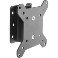 Doss Small LCD FLAT Vesa TV Bracket Black Suits 15 to 24 Inch TV upto 20Kg