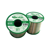 1.2Mm Lead Free Solder 500G Nihon Superior SN100C