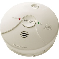 240V Ionisation Smoke Alarm with 9V Battery Backup