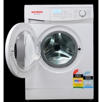 Lectroni Washing Machine 7KG Front Loader 15 Program LCD Display New
