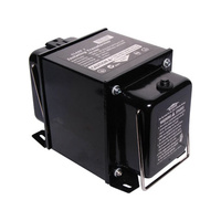 1000W 240V to 120V Stepdown Transformer Secondary Rating: 120V 8.4A