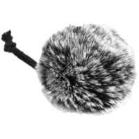 OUTDOOR MICROPHONE WIND MUFF
