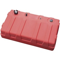 75L Plastic Fuel Tank with Gauge Nylon plastic stainless steel filter