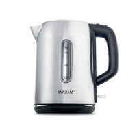 Kitchenpro 1.7L Cordless Stainless Steel Kettle