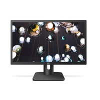 AOC 21.5Inch 5ms HD Monitor FlickerFree HDMI-VGA VESA 75mm Flicker Free