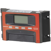 12/24V 30A PWM Solar Charge Controller with LCD Display and Timer Function