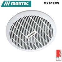 MARTEC Core round 250mm exhaust fan White
