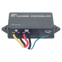 6A 12VDC Solar Charger / Controller