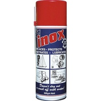 INOX MX3 Lubricant Corrosion Inhibitor Can for removing moisture Car distributor potentiometers