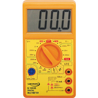 19 Range Digital Multimeter With Transistor Test