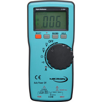 Ultra-Slim Auto Ranging Digital Multimeter
