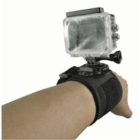 360° Wrist Mount for Action Cameras