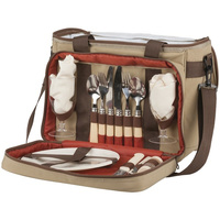 Deluxe ROVIN Brand 2 Person Picnic Bag