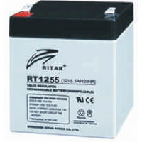 Ritar RT 12V 5.5A SLA General Purpose Battery AGM Technology Suitable forUPS-EPS