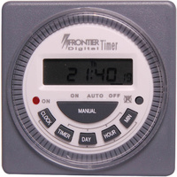 Frontier Digital Timer 8 Program Alternate Action module