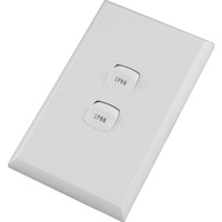 IP66 Double Power Switches Outdoor Weatherproof