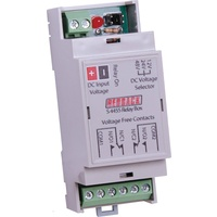 12V/24V/48Vdin Rail Relay Box
