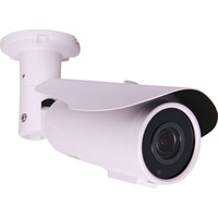 3.0 Megapixel Weatherproof Vari-Focal IP Bullet Camera