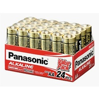 Panasonic AA Batteries - Pack of 24
