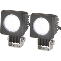 Waterproof Mini 10W Cree Spot Light Pair