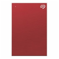 Seagate 2TB Seagate One Touch Portable - Red