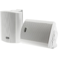 Wintal 5 inch Weather resistant Speaker for indoor or outdoor White