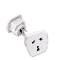 Sansai Universal Travel Adaptor for Indian Appliance use in Australia